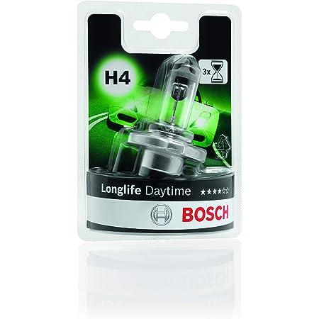 Bosch 1987301054 Autolampe H4 Longlife Daytime 12v 55w Auto
