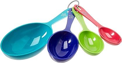 Farberware Colourworks Plastic Measuring Cup Set (Set of 4), Assorted