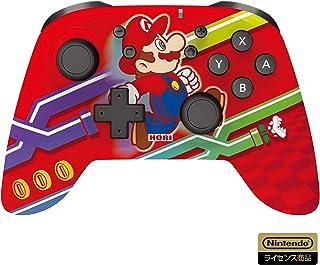 【任天堂ライセンス商品】ワイヤレスホリパッド for Nintendo Switch スーパーマリオ エディション【Nintendo Switch対応】
