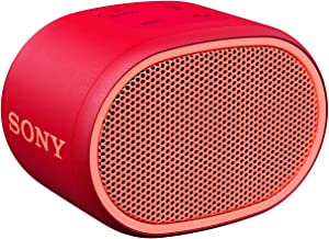 Sony XB01 Portable Bluetooth Speaker (Red)