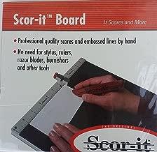 Zutter Scor-it Large Scoring Board