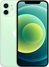 Apple iPhone 12, 64GB, Green - Fully Unlocked (Renewed)