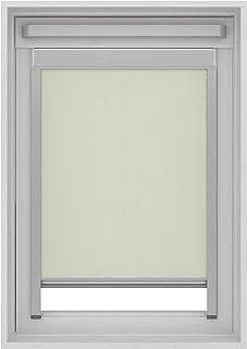 Karwei - Estor Opaco para Ventanas de Techo Velux, Crudo, M08/308/2 (78x140 cm)