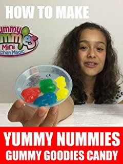 How to Make Yummy Nummies Gummy Goodies Candy