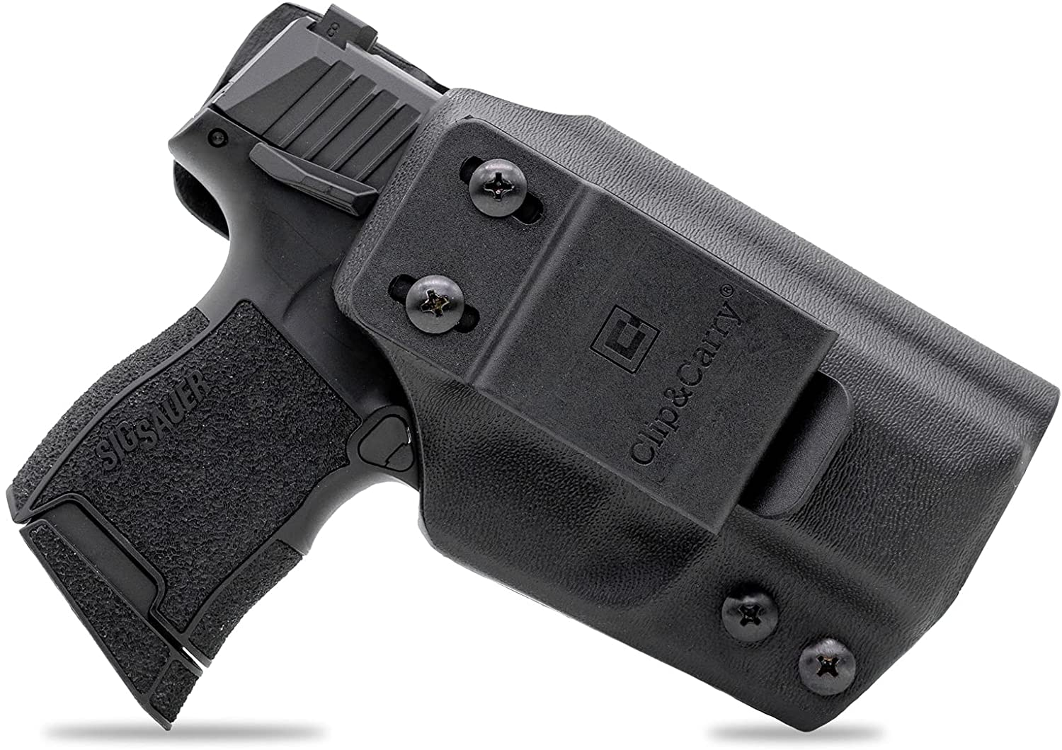 """Clip Carry IWB Limited time trial price Kydex Holster for 4"""" - Walther M2 Weekly update PPQ The"""