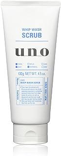Shiseido Uno Whip Wash Scrub, 130 Gram