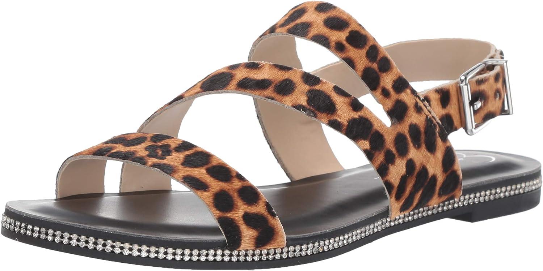 Jessica Simpson Womens Braelyn2 Flat Sandal