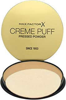 Max Factor Creme Puff No. 05 Foundation, Translucent, 0.74 Ounce