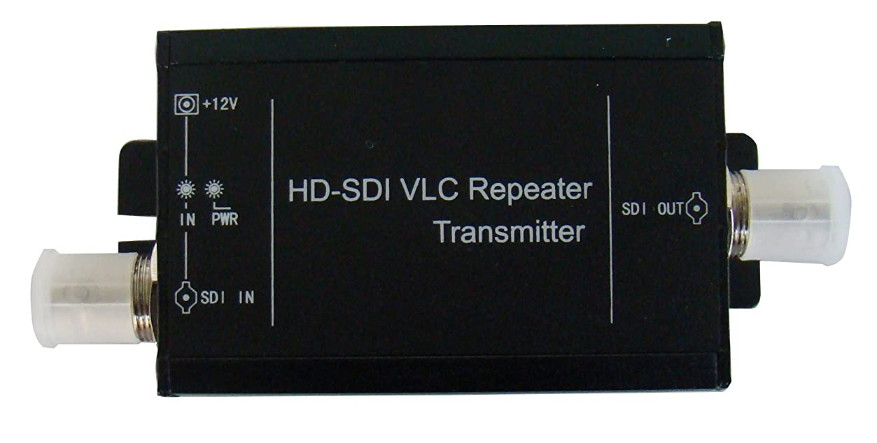 イースター傾向魚SUCCLINK 業務用 HD-SDIリピーター 配線距離延長 SDI延長器 送信機と受信機 CJ520 1年保証