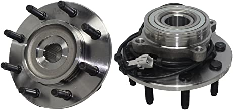 Front Wheel Hub And Bearing Assembly for 4x4 8 Lug For - 2000-02 Dodge Ram 2500 4WD - [2000-02 Dodge Ram 3500 4WD]