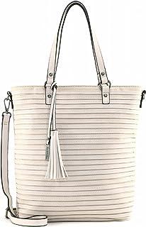 Tamaris Shopper Carina 31106 Damen Handtaschen Streifen