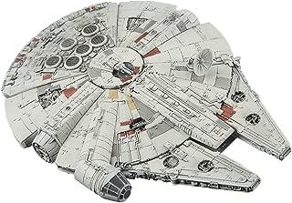 Bandai Vehicle Model 006 Star Wars Millennium Falcon Plastic Model Kit -Story of Roue one-