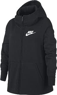 Sportswear Girls' Full-Zip Hoodie