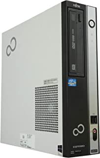 中古パソコン Windows10 デスクトップ 一年保証 富士通 ESPRIMO D582/F(FX) Core i5 3470 3.2(~最大3.6)GHz MEM:8GB HDD:640GB DVD-マルチ Win10Pro64Bit