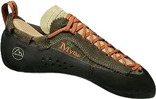 La Sportiva Men's Mythos ECO Climbing Shoe, Taupe, 41.5