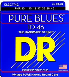 pure blues strings