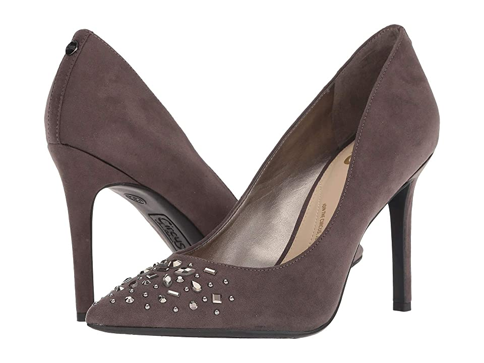 Circus by Sam Edelman Haines (Steel Grey Microsuede 2) Women