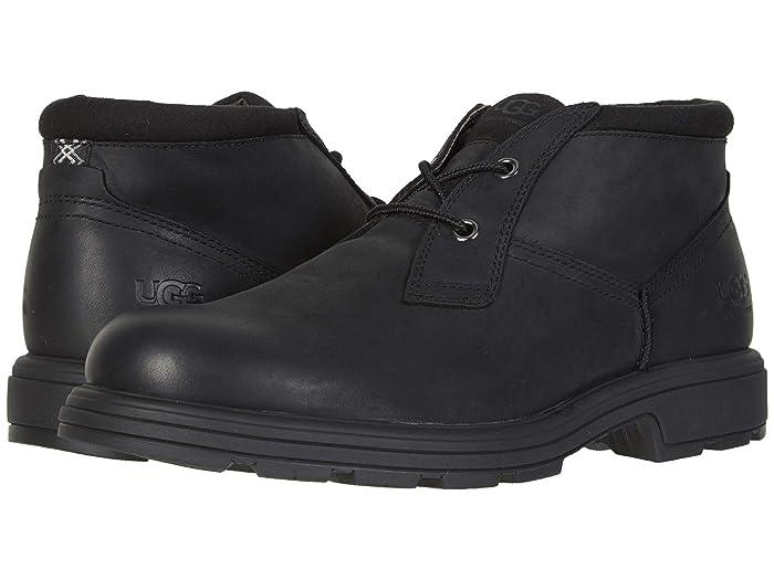 UGG  Biltmore Chukka (Black) Mens Shoes