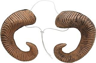 ram horns headpiece
