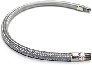 stainless braided air hose