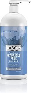 Jason Fragrance Free Shampoo, 32 Fluid Ounce