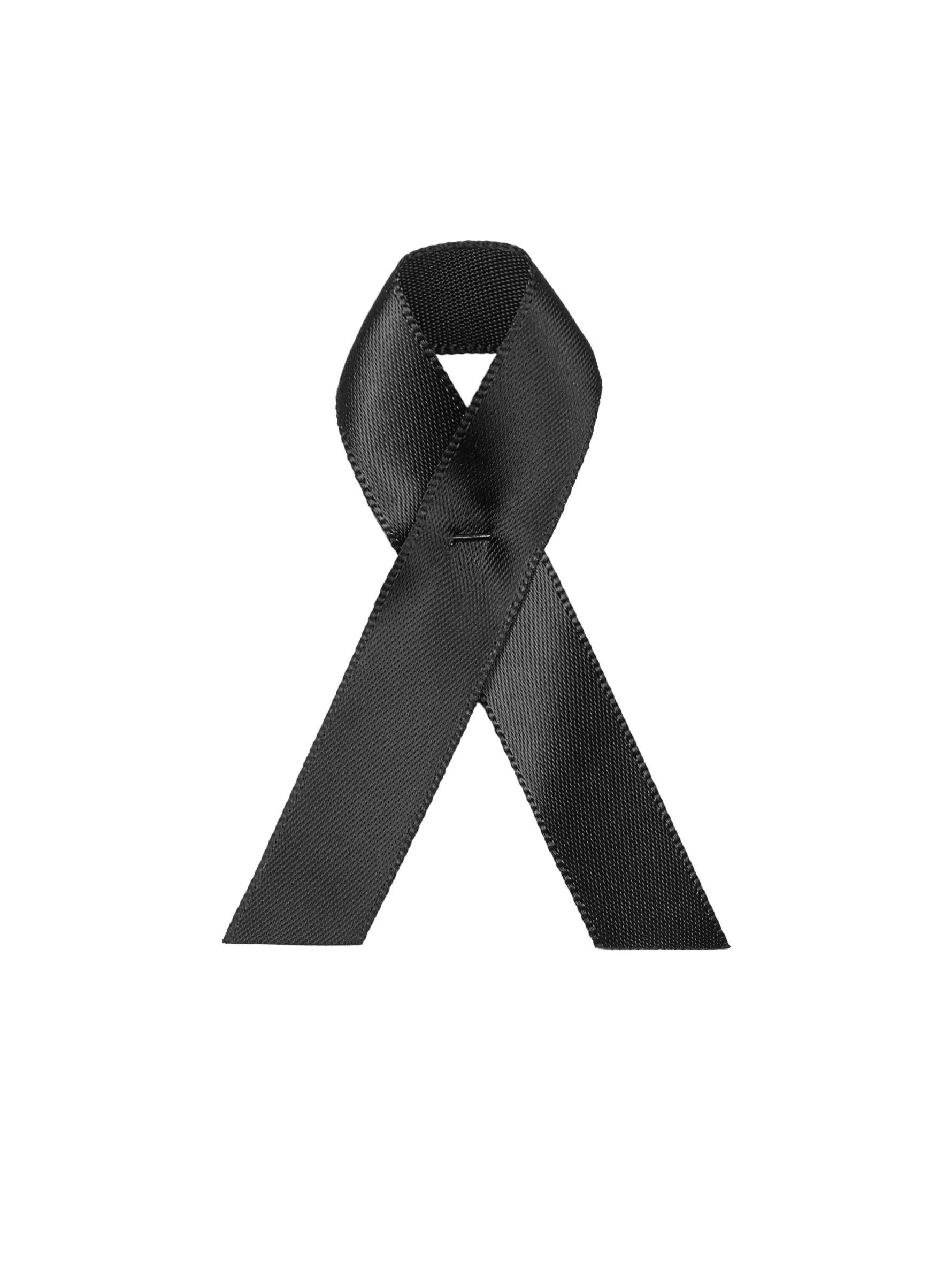 50 lazos de luto, para mostrar tristeza y condolencias.: Amazon.es ...