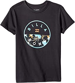 Rotor Fill Tee (Toddler/Little Kids)