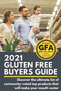 2021 Gluten Free Buyers Guide: Stop asking