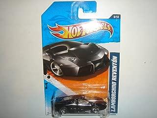 Hot Wheels Lamborghini Reventon Black Nightburnerz 2011 118/244 die-cast