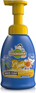 Peekaboo Kids Hand Mousse Foam 4 Fun Sunshine