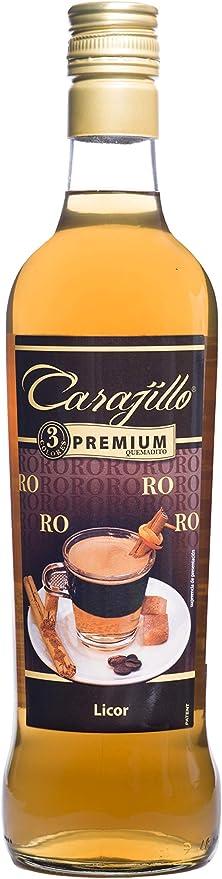 Carajillo 3 Colores Ron Ron Blanco - Paquete de 700 ml