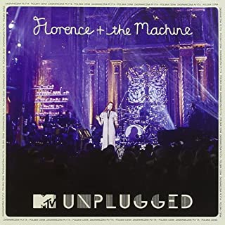 FLORENCE & THE MACHINE - MTV UNPLUGGED (1 CD)