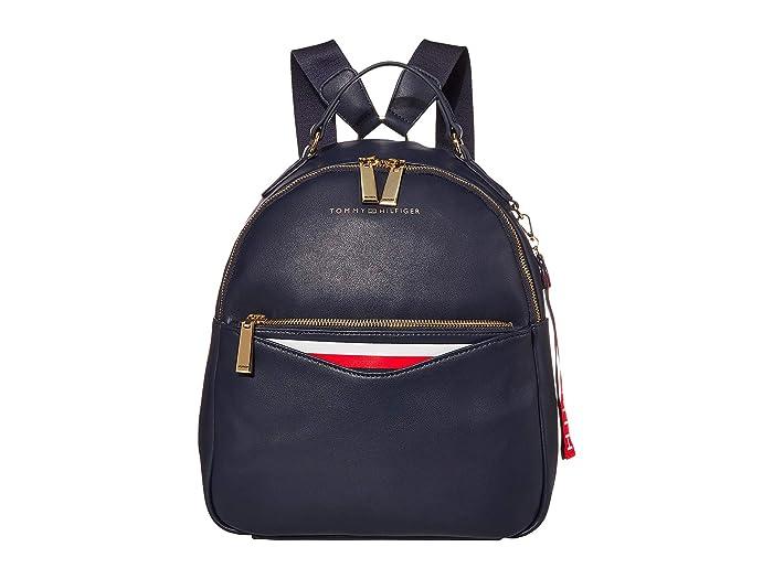 Tommy Hilfiger Walker Smooth PVC Backpack