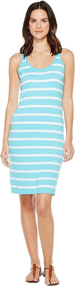 Pickford Stripe Short Dress