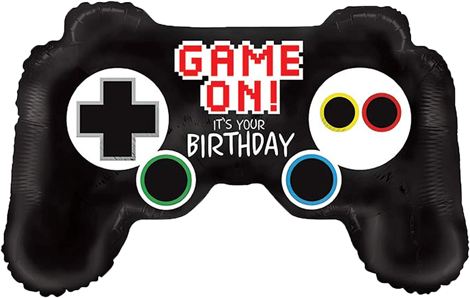 Game On! It's Your Birthday Video Game Controller 36