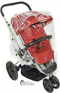 Protector de lluvia Compatible con paseo Quinny Zapp (142