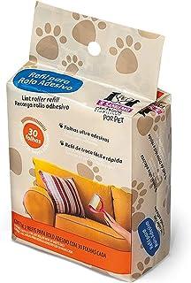 Refil com 2 Rolos Adesivos Plástico Sanremo para Cães, Colorido