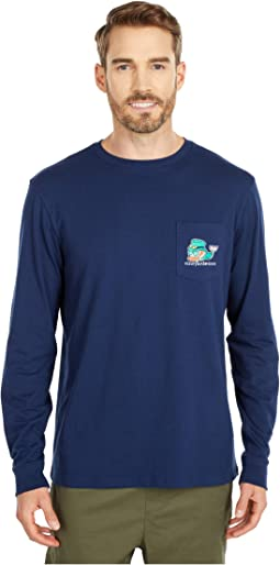 Long Sleeve 2020 St. Paddys Day Whale