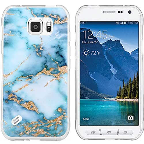 new styles f31cd a5d34 Rubber Galaxy S6 Active Case: Amazon.com
