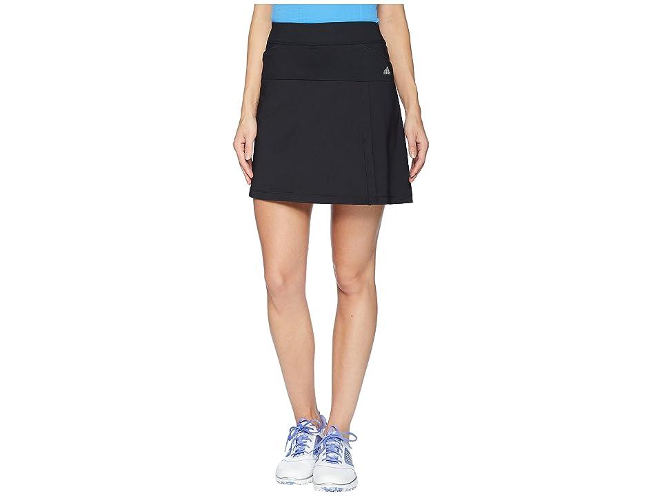adidas Golf ClimaCool(r) Skort (Black) Women