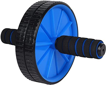 Dewberries® Ab Exercise Roller   Balance Wheel Roller   Ab Wheel Roller (Soft Cushioned Handle)