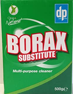 Clean Natural BORAX SUBSITUTE - Laundry Booster, Multi Purpose Cleanser, can be used for Remove Stains and Soften Hard Wat...