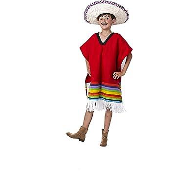 Costumizate! Disfraz de Mexicano Talla 4-6 Especial para niños ...