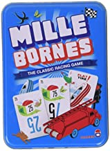 Big Game Toys~MILLES BORNE Classic French Racing Card Game New in Tin