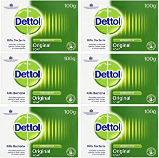 Dettol Soap Original Antibacterial 100grams - Pack of 2