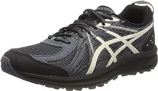 ASICS Men's Black/Birch Running Shoes-9 UK (44 EU) (10 US) (1011A034)