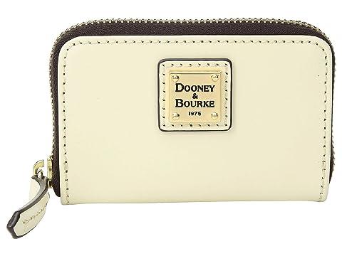 Dooney Bourke Selleria Zip Around Credit Card Case At