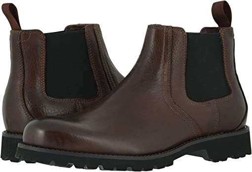 Dark Brown American Bison