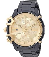 Griffed Chronograph Stainless Steel Watch DZ4525