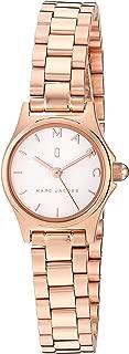 Marc Jacobs Women's MJ3587 Analog Quartz Rose Gold Watch